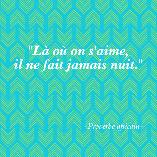 proverbe africain business
