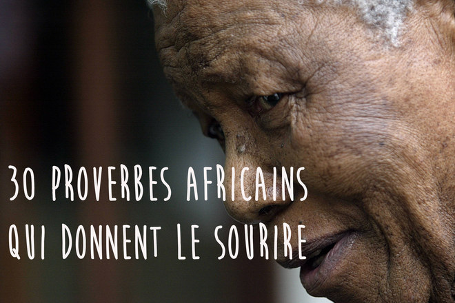 proverbe africain fete