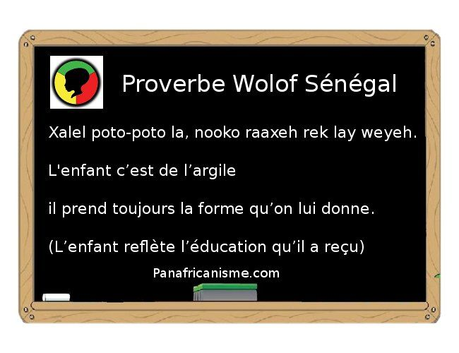 proverbe africain humour