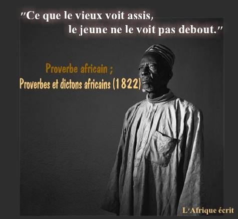 proverbe africain image