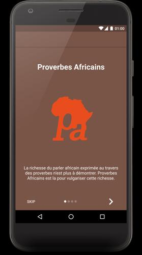 proverbe africain rencontre