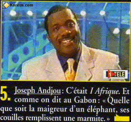 proverbe africain tv