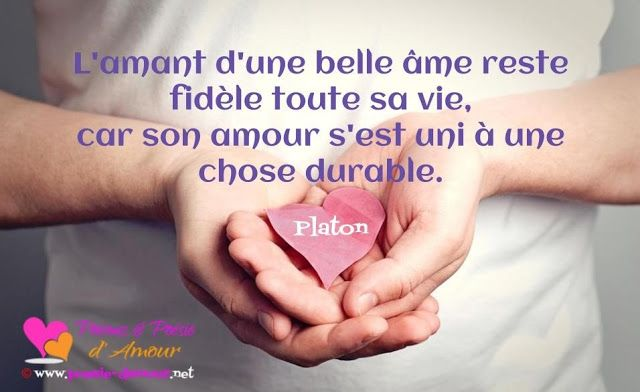 proverbe amour amant