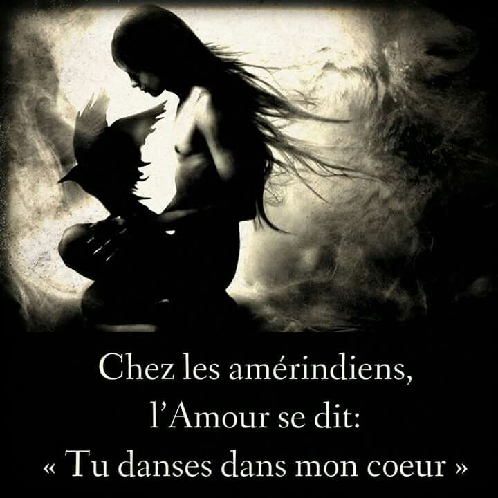 proverbe amour amerindien