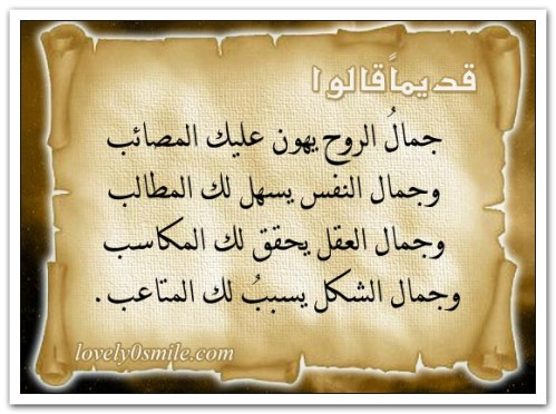 proverbe amour arabe traduction
