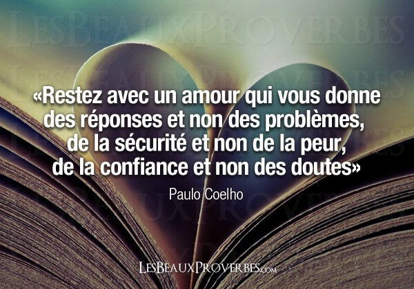 proverbe amour avec image