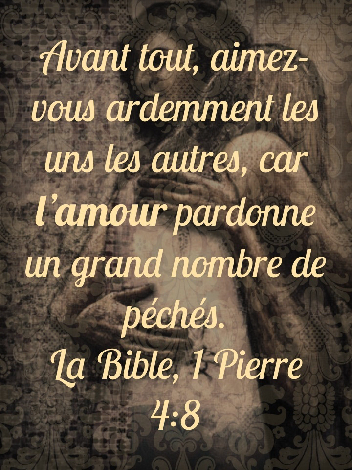 proverbe amour bible