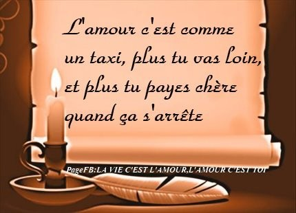 proverbe amour distance