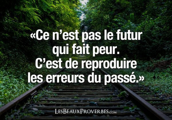 proverbe amour erreur