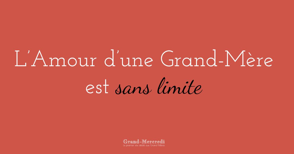 proverbe amour grand parents