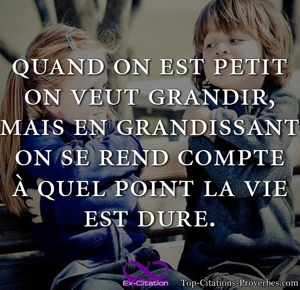 proverbe amour grandissant