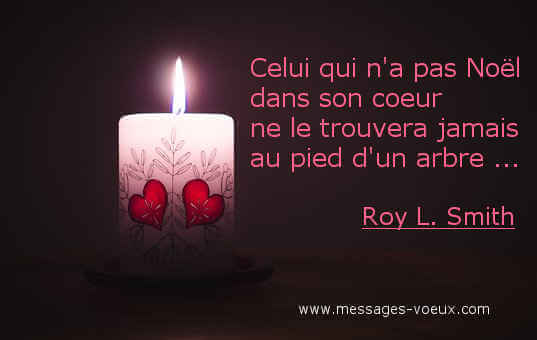 proverbe amour noel