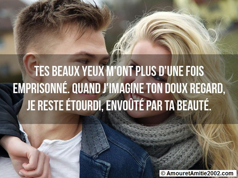 proverbe amour regard