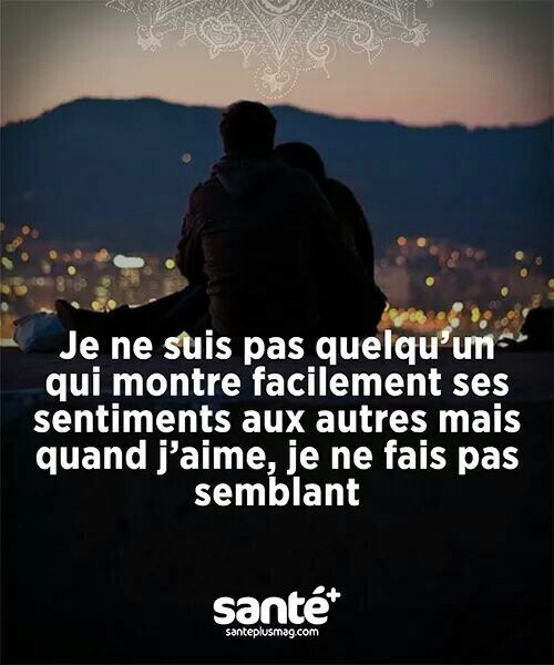 proverbe amour sincere