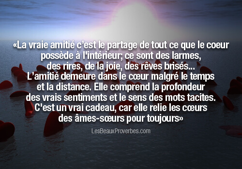 proverbe amour soeur
