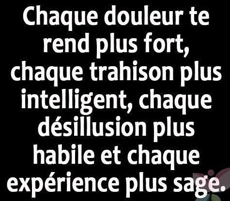 proverbe amour trahison