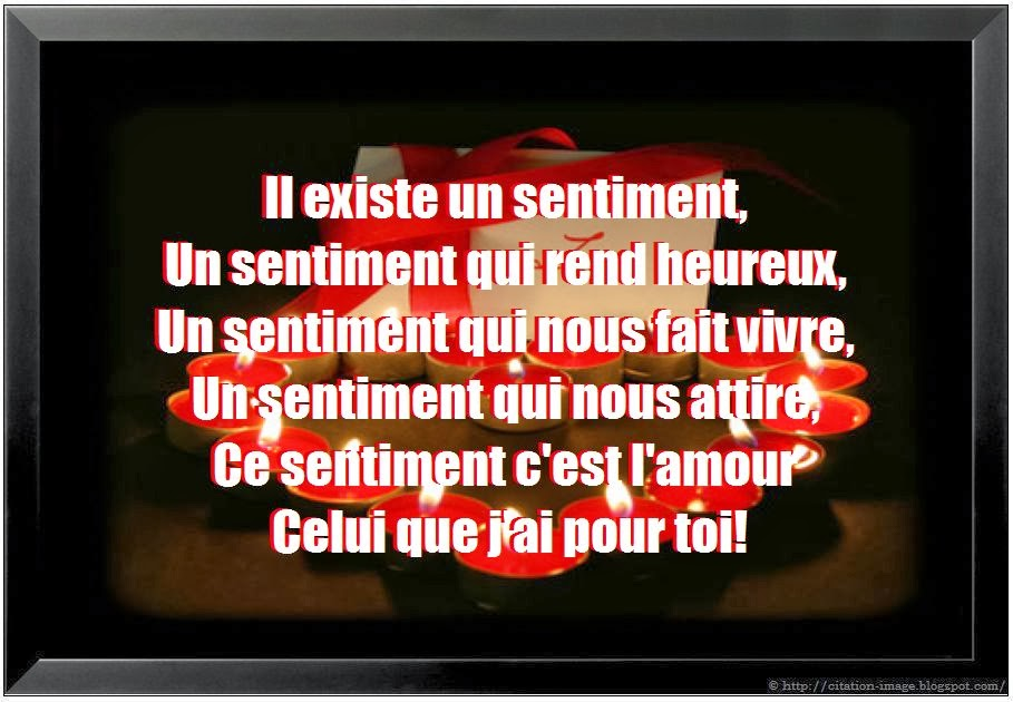 proverbe amour tres fort