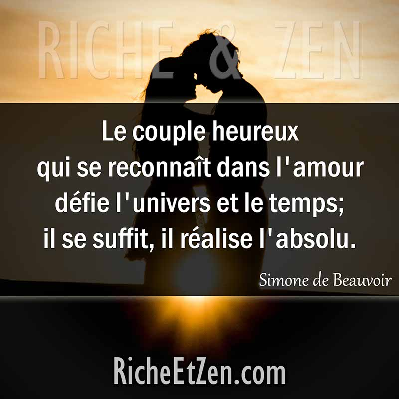 proverbe amour univers