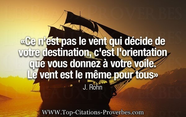 proverbe amour vent