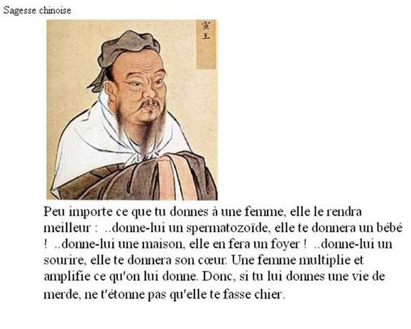 proverbe chinois 18 ans