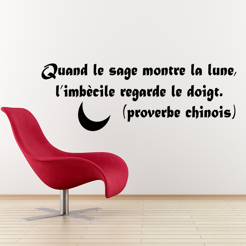 proverbe chinois 60 ans