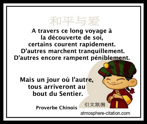 proverbe chinois anniversaire 80 ans