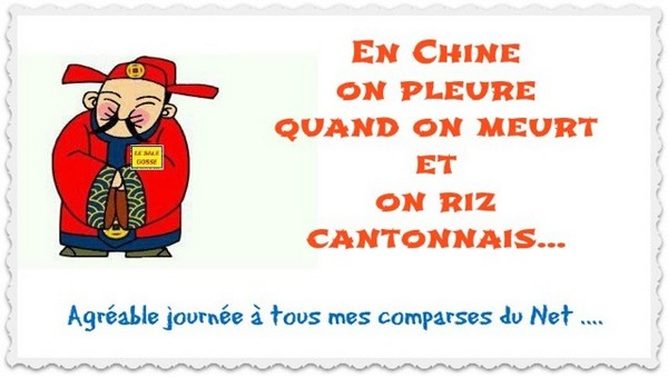 proverbe chinois blague