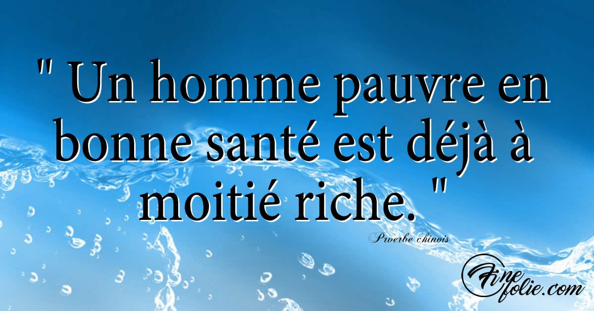 proverbe chinois bonne journee