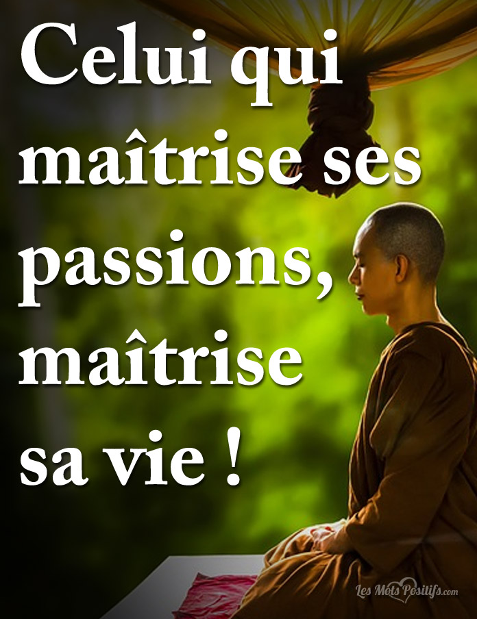proverbe chinois equilibre