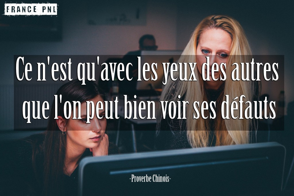 proverbe chinois formation