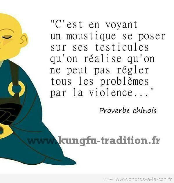 proverbe chinois humour