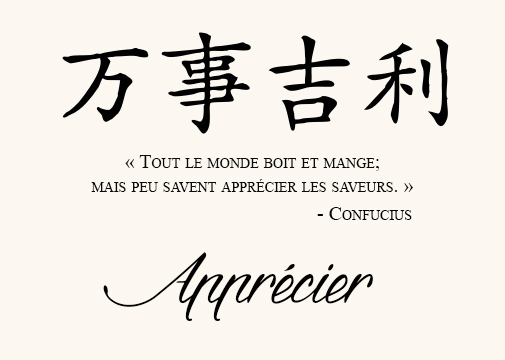proverbe chinois manger