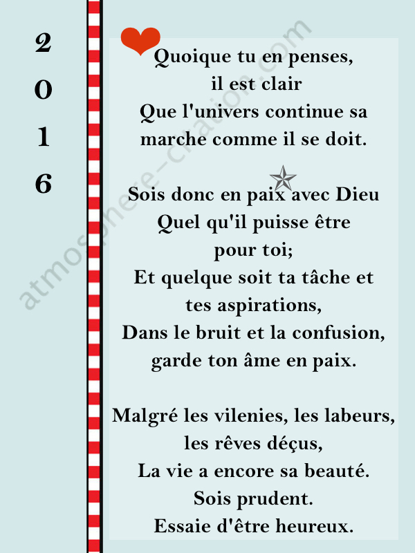 proverbe chinois nouvelle annee