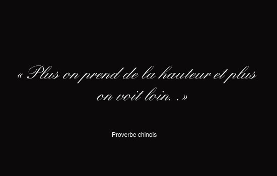 proverbe chinois nouvelle vie