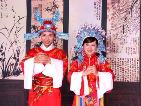 proverbe chinois sur le mariage