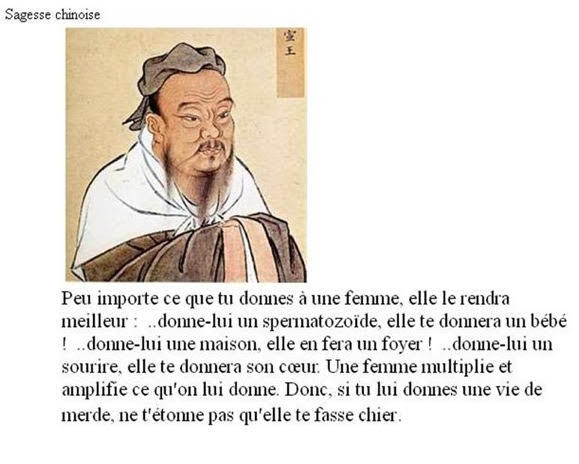 proverbe chinois traduction