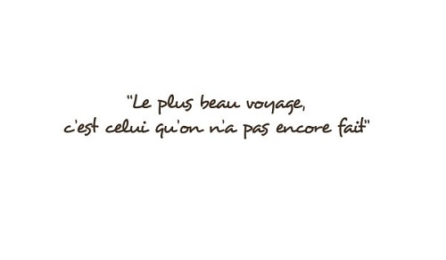 proverbe chinois voyage