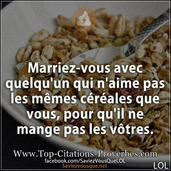 proverbe drole manger