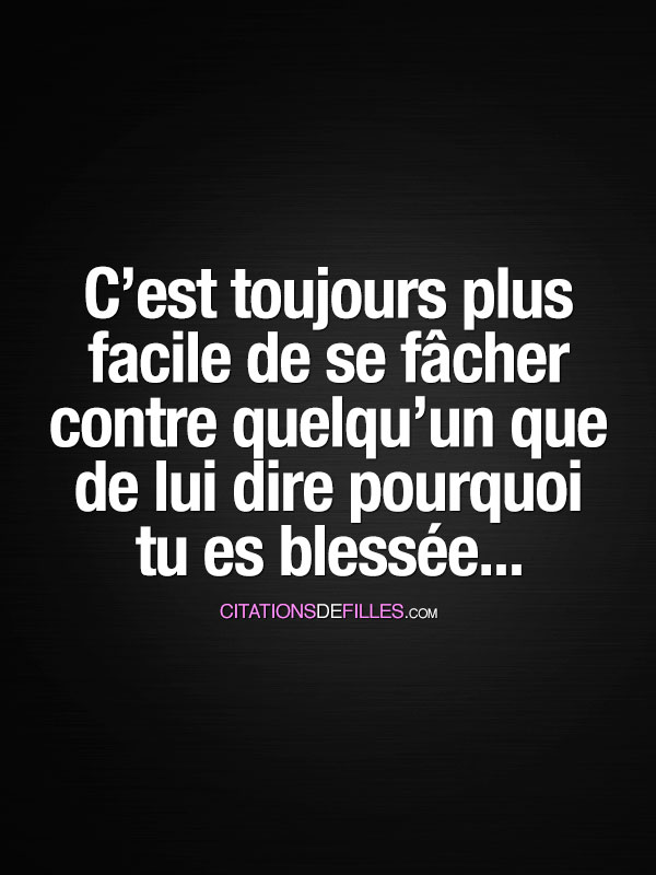 proverbe fille