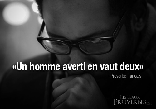 proverbe francaise