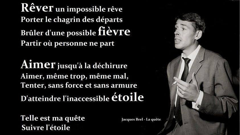 proverbe jacques brel